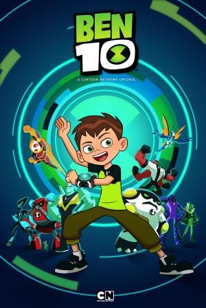 BEN 10: OMNI-PĂCĂLIT, la Cartoon Network