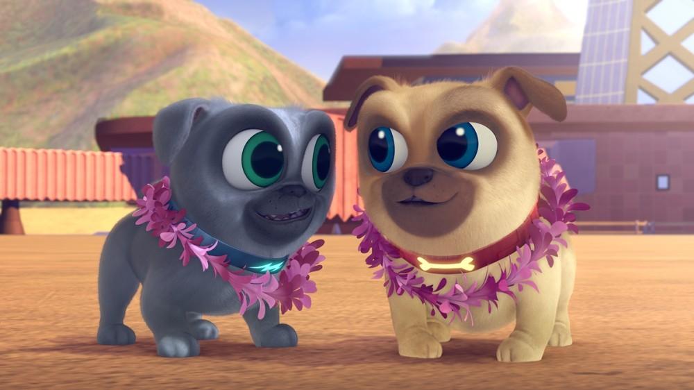 """""""Prietenii Cățeluși"""", un nou serial animat la Disney Junior"""