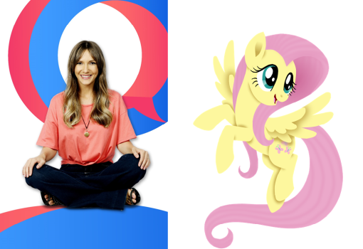 """Adela Popescu dă voce adorabilei Fluttershy din """"My Little Pony: Filmul"""""""