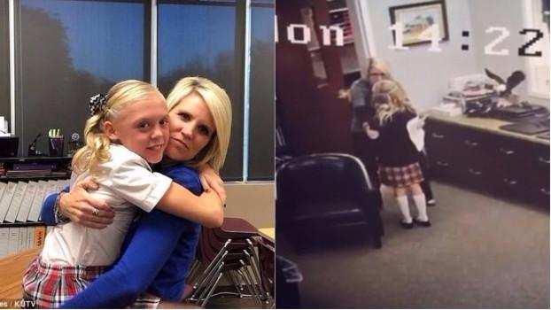 Momentul impresionant când o fetiță află că va fi adoptată, împreună cu frații ei, viral pe Internet