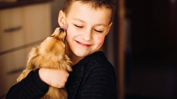 De ce câinii nu trăiesc la fel de mult ca oamenii? Explicaţia unui băiețel de 6 ani