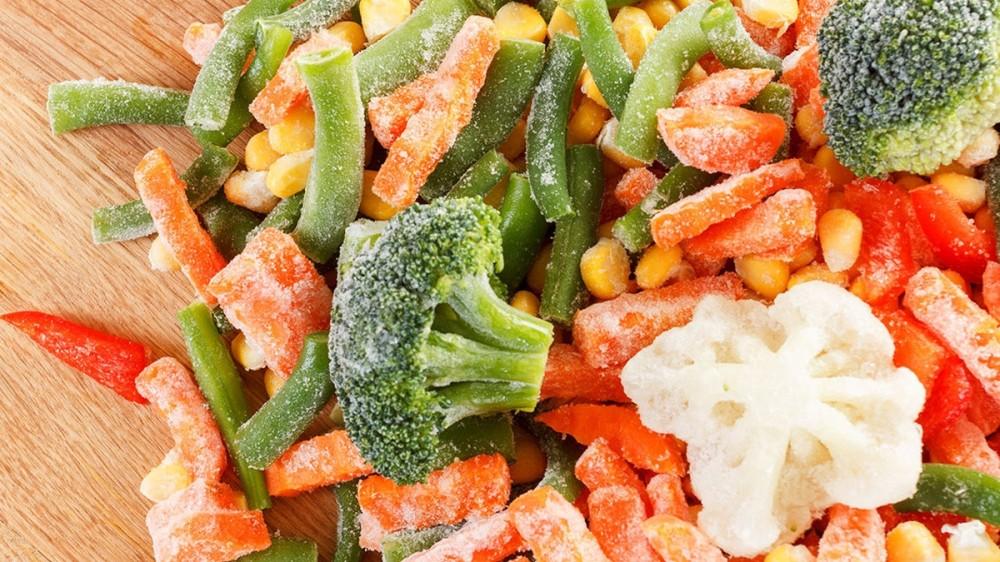 Cât de sănătoase sunt legumele congelate pentru copii?
