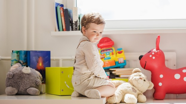 Prea multe jucării dăunează grav creativității copiilor. Rezultatele unui nou studiu