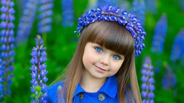 Cine este cea mai frumoasă fetiță din lume? Are peste 520.000 de urmăritori pe Instagram FOTO