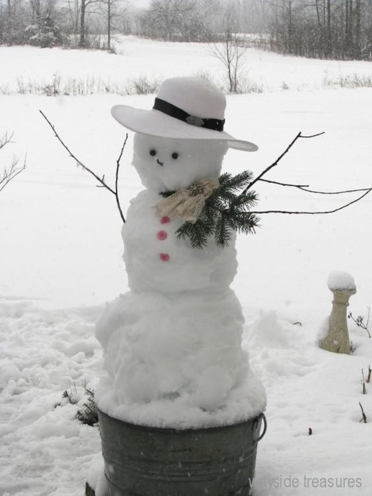 capacele de zăpadă pierd greutatea)