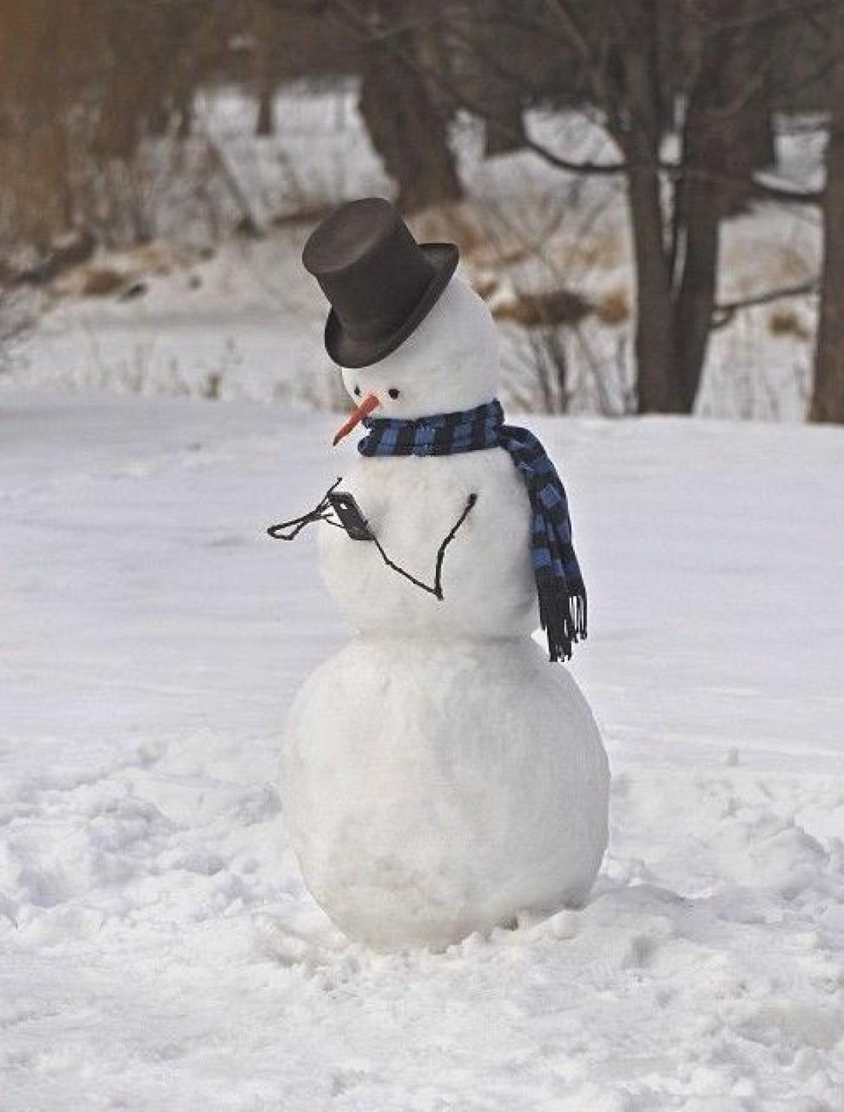capacele de zăpadă pierd greutatea