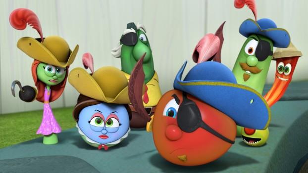 """""""Poveşti cu legume: În casă"""", o nouă premieră DreamWorks la Minimax"""