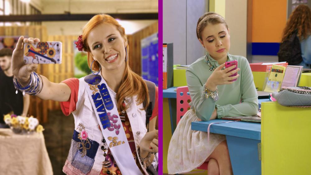 """10 secrete despre """"Maggie și Bianca în lumea modei"""", serialul difuzat de Megamax"""