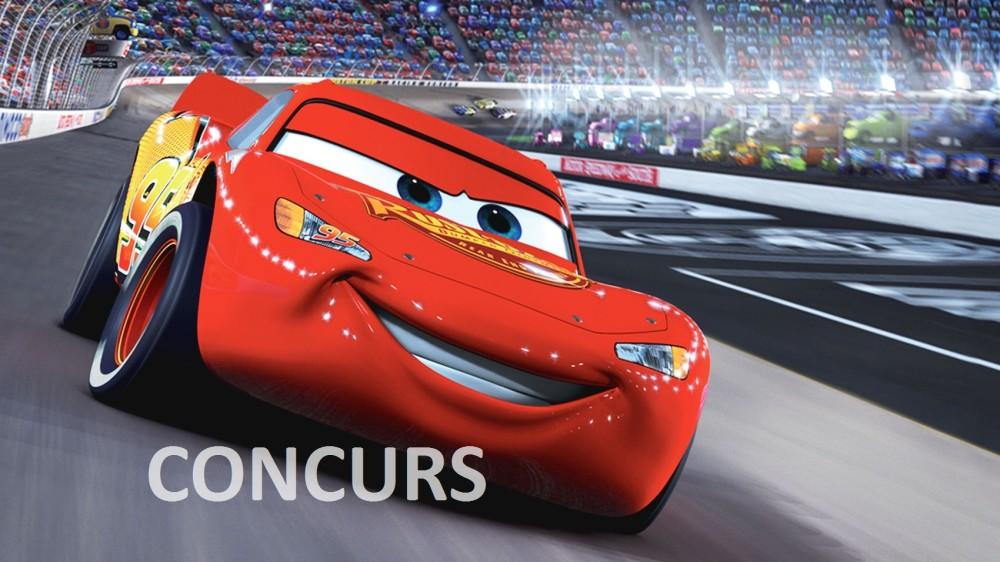 """Pe locuri, fiți gata, ambalați motoarele…CONCURS! Înscrie-te și poți câștiga produse """"Cars / Mașinuțe"""""""