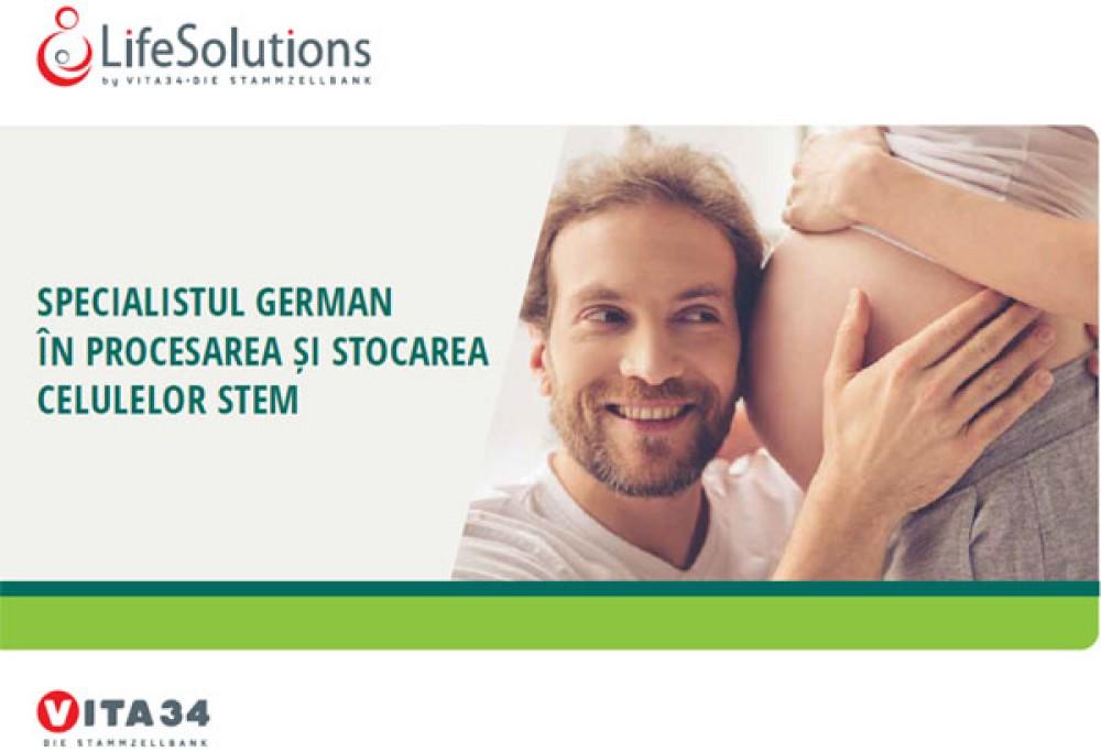 O nouă companie de procesare și stocare a celulelor stem, prezentă în România