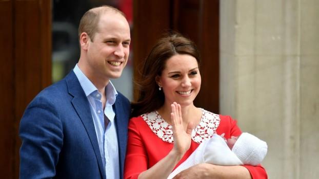 Ce ținută va purta Prințul Louis la botez?