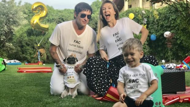 Adela Popescu va deveni mamă pentru a doua oară