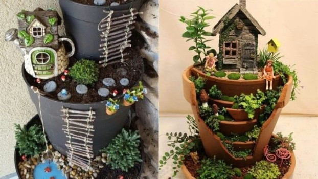 Grădini în ghivece pentru copii. Cum poți transforma plantele în povești