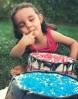 Eva Măruță a împlinit 3 ani! Ce mesaj emoționant i-a transmis Andra, mama ei