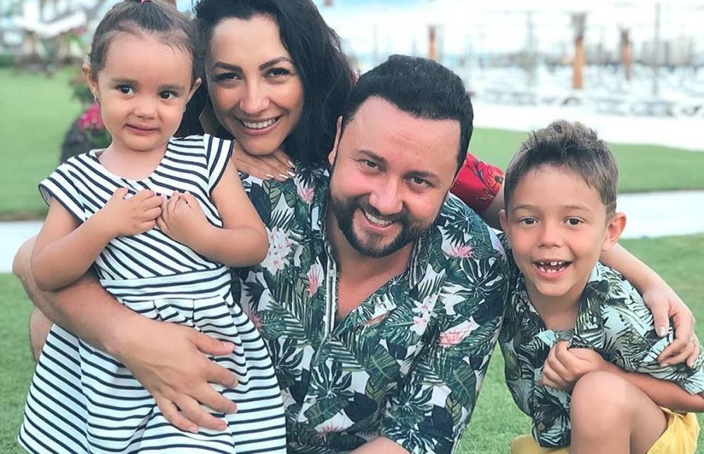 Andra şi Cătălin Măruţă, în vacanță în Turcia, alături de copii (Galerie foto)