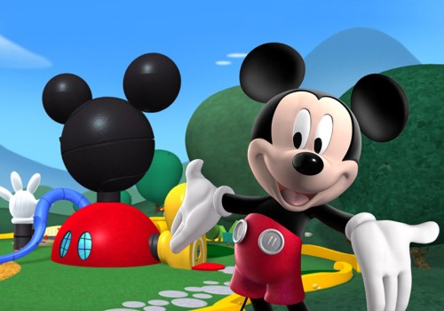 Clubul lui Mickey Mouse (Disney Junior)