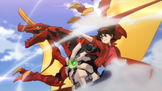 """Bakugan: Battle Planet"" revine la Cartoon Network"