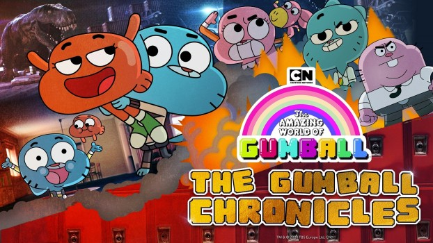 "Noi episoade din ""Gumball"", la Cartoon Network"