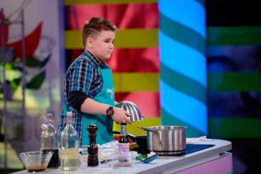 Incepe JUNIOR CHEF la Antena 1
